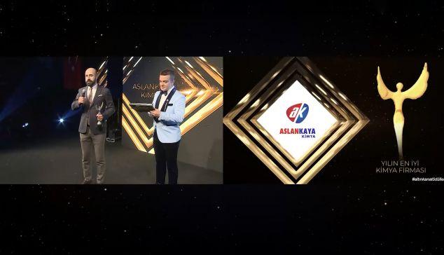 Altın Kanat Ödülleri   2019 Yılın En İyi Kimya Firması